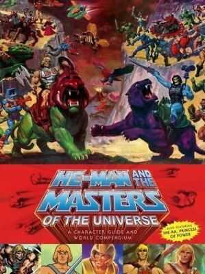 He-Man and the Masters of the Universe (Buch) NEU