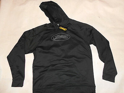 """@NEW@ 2016 Mathews """"Oval"""" Logo Fleece Hooded Pullover! Large archery bow hoodie"""