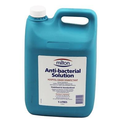 Milton Sterilising Solution 5L Bottle