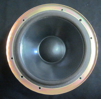 1 Technics vintage woofer 8Ω 10in driver replacement speaker EAS-25PL305T SB-A32