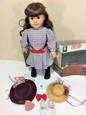 """Vintage American Girl Samantha Doll, 18"""" Pleasant Company, Mint Condition"""