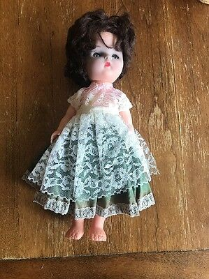 """Vintage Irish Character Doll In Traditional Dress 11"""" High Crolly /Gaeltarra"""