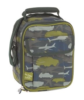 'My Little Lunch' Urban Camo Lunch Bag/Box   Camouflage   Army   Navigate