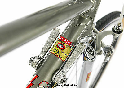 Viner Campagnolo Super Record Vintage Bicycle Steel VGC Eroica 50CM