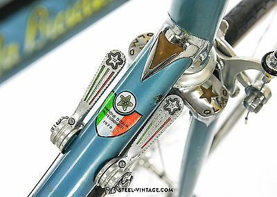 Olmo Competition Classic Vintage Bicycle Steel VGC L'Eroica 58CM
