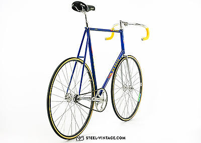 De Rosa Pista Sammontana Bicycle Vintage Steel VGC C-Record 66CM