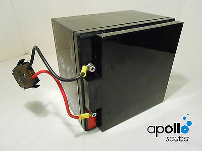 Apollo AV-1 Scooter DPV - Battery Unit (12v 16Ah)