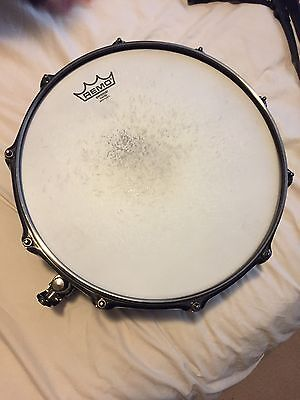 """Mapex Black Panther Series - Blade Snare Drum 14"""" x 5.5"""" Steel Remo"""