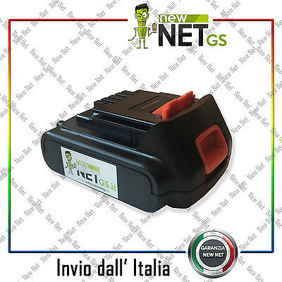 Batteria compatibile per Black & Decker BL1114 14.4V 1500mAh 03015