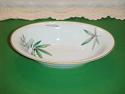 Noritake Fine China # 5027 Canton Pattern Oval Vegetable Bowl