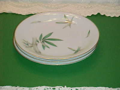 Noritake Fine China # 5027 Canton Pattern Bread and Butter Plate Set