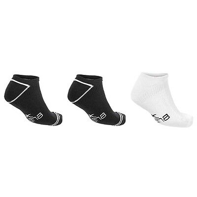 NEW Asana No-Show Women's Socks (3 Pack)   from Rebel Sport