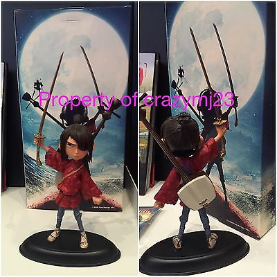 KUBO And The Two Strings LE Figurine Universal Hollywood LAIKA Doll Figure Toy