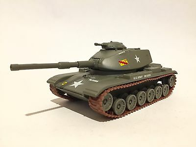 Corgi Classics 55101 Us Army Military M60 A1 Medium Tank Model