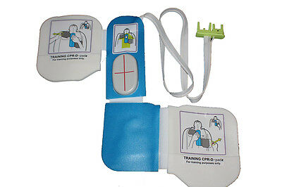 Brand New - Zoll Aed Cpr-D Training Pads - Gels - For The Zoll Aed Plus Trainer