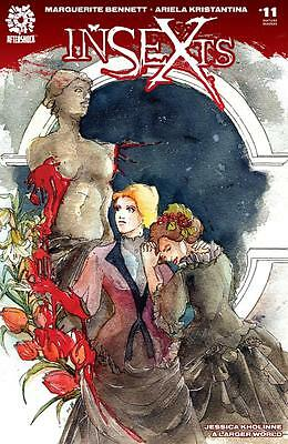 Insexts #11, Near Mint 9.4, 1st Print, 2017, Unlimited Shipping Same Cost