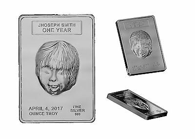 CUSTOM PORTRAIT MOLDS  in graphite for hand poured for silver and Gold