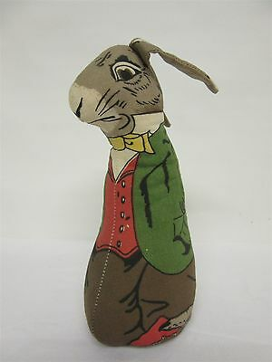 Vintage Dean's Rag Knock-About toy - 'Bunny' - Very collectable (Lot 1)