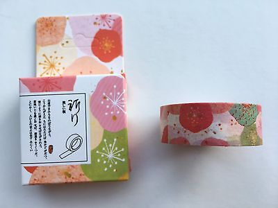 Cherry Blossom Washi Tape Paper Masking Tape by Miss Time