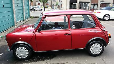 Classic auto sprite a mini 20.000 miles 1 year mot excellent condition