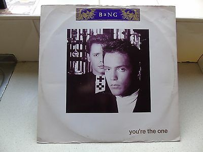 """Bang - You're The One - 12"""" Vinyl Single"""