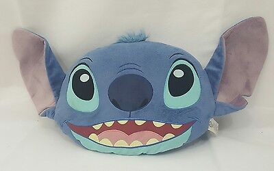 Immaculate Large  Lilo & Stitch Disney Store Pillow Soft Toy
