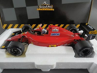 EXOTO Ferrari 641/2 100th Victory Prost 1990 scale 1:18 New