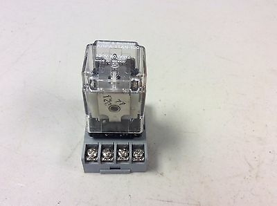 Potter & Brumfield KRPA-11AN-120 Pilot Cube Relay 120 VAC Coil KRPA11AN120