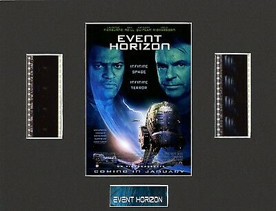 Event Horizon Film Cell Presentation Display 10 x 8 Mounted