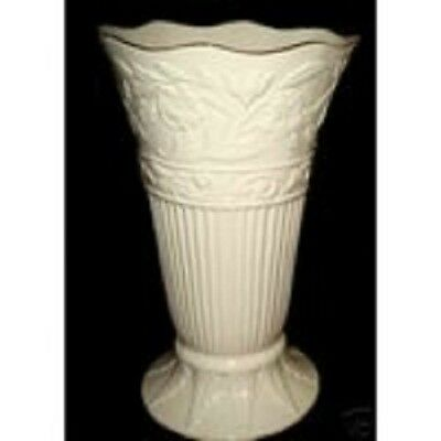 "New Box Hard To Find Very Large 16"" Vase Lenox Princeton Ivory Porcelain Gold 1"