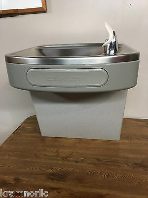 Elkay Refrigerated Drinking Fountain Ezfs8 Good Working Condition.