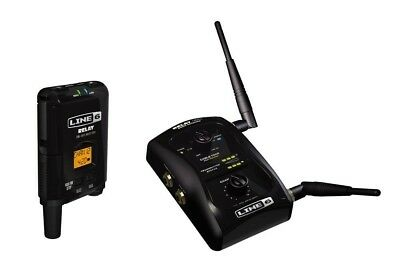 Line 6 Relay™ G50 Guitar Wireless System