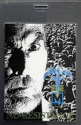 ** Queensryche ** Building Empires Tour - Laminated Backstage Pass - 1990 - 1992