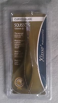 Squissors 125mm (5in) Klasse - straight blade snips for sewing & embroidery work