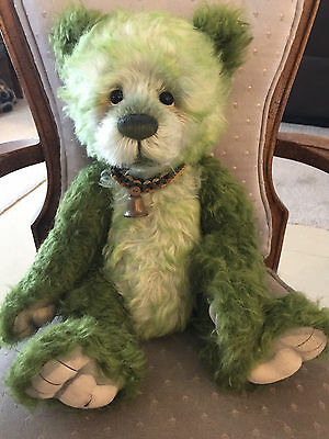 Charlie Bears BEES KNEES 2013 Isabelle Mohair Collection FREE US SHIP