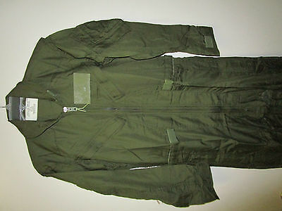 Vietnam War Usaf Flight Suit Summer Type Cs/frp-1 New Old Stock