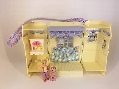 Fisher Price - Loving Family - Figures & Carry Along Room / House
