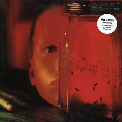 Alice In Chains Jar Of Flies Sap MOV 180gm vinyl 2 LP gatefold