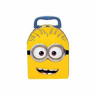 Despicable Me Minions Carry All Tin Stationery Lunch Box - Jorge