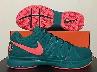 Nike Zoom Vapor 9.5 Tour LG Legend Federer Radiant Emerald Hot lava [813025-300]