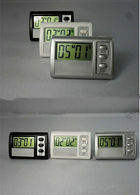 Kitchen Cooking Timer Up Down Alarm  Count Clock LCD Digital