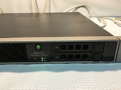 Cisco IronPort C170 Email Security Appliance 2 x 250 GB