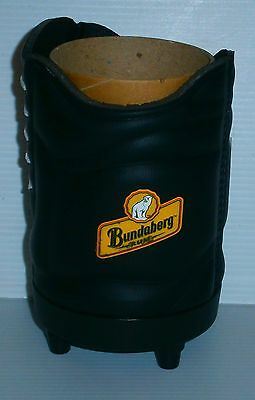 Bundaberg Bundy Rum Western Force Rugby Boot stubby can holder factory seconds