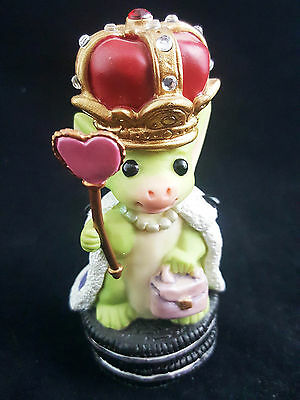 """Pocket Dragons """"Cookies for the Queen"""" by Real Musgrave 2001 Exc. Cond. No Box"""