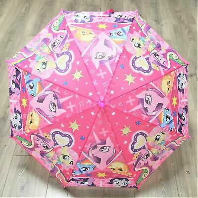 Little Pony Kids Umbrella Kids Gift with Whistle