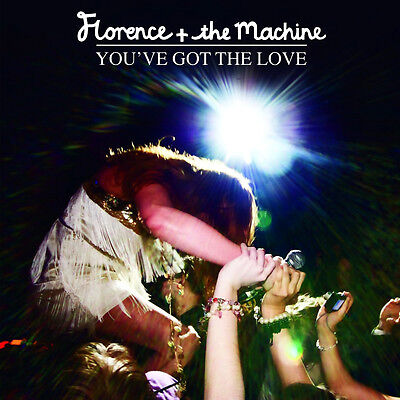 Florence & The Machine You've Got The Love 7 Inch Vinyl Record Jamie Xx Re-Work