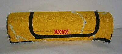 XXXX Beer Australia Day Lined Picnic Rug Blanket for home bar collector