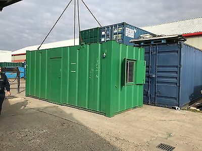 20x8 office container