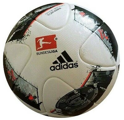 Adidas Bundesliga Torfabrik 2016/2017 Fifa Approved Official Match Ball Size 5