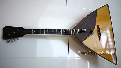 First grade Russian BALALAIKA instrument